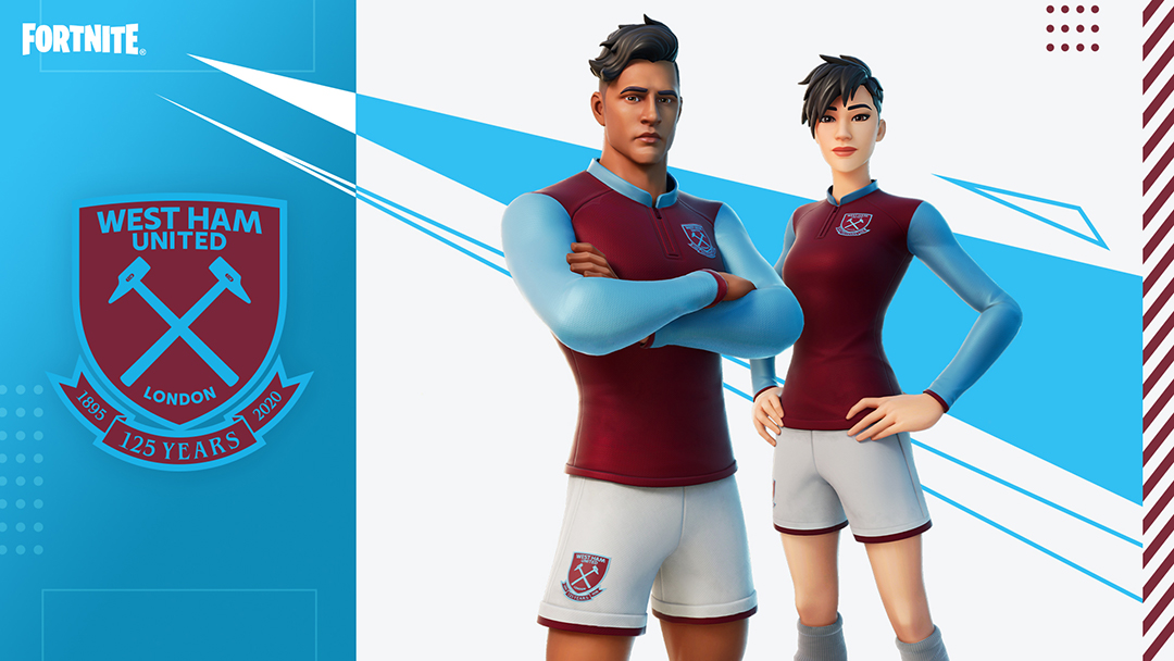 West Ham and Epic bring football to Fortnite