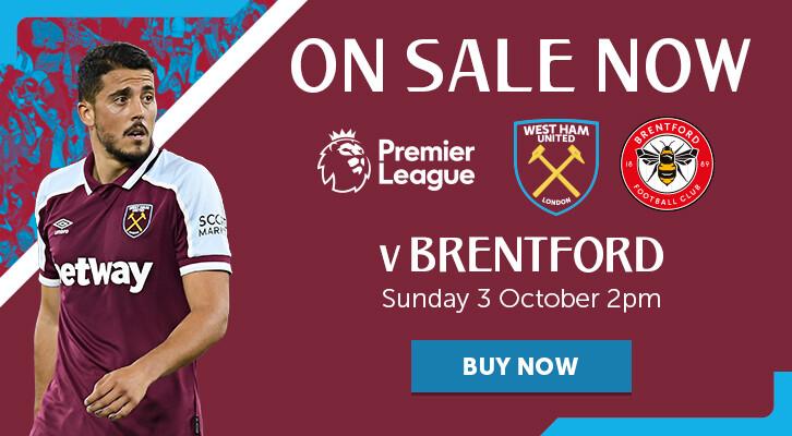 Brentford tickets on sale now