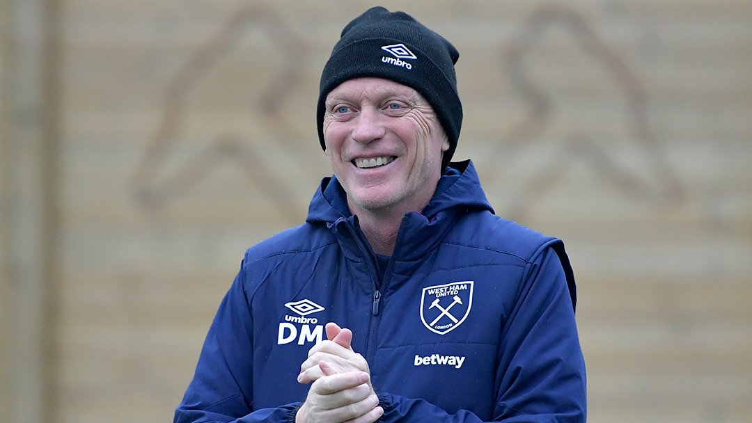 West Ham United manager David Moyes
