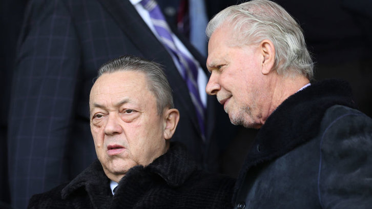 David Sullivan and David Gold