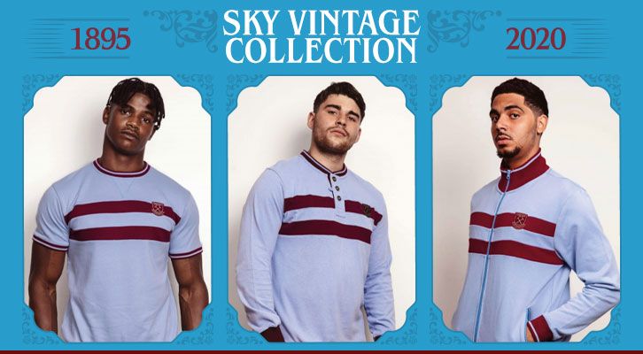 Sky Vintage Collection