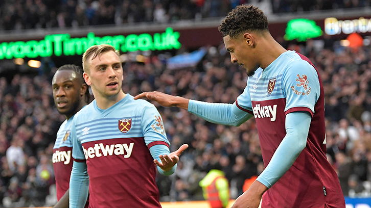 West Ham United 3-1 Southampton